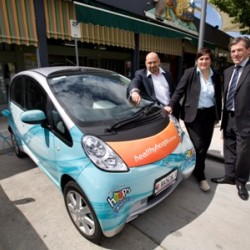Canberra's Electric Vehicle Network a Step Closer