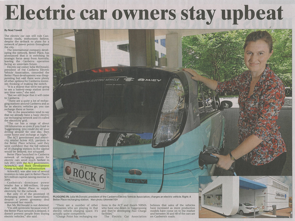 ev car owners stay upbeat